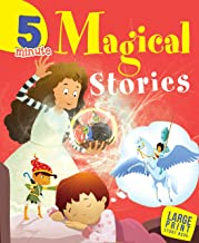 Large Print: 5 Minute Magical Stories