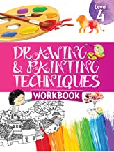 Drawing & Painting Techniques Workbook Grade 4