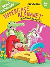 Pre-School : Smart Scholars Pre-School Uppercase Alphabet