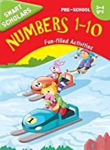 Pre-School : Smart Scholars- Pre-School Numbers 1-10 Fun-filled Activities