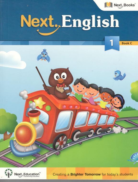 NEXT. ENGLISH 1 BOOK C