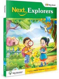 NEXT EXPLORERS - LEVEL 1 - BOOK A - EVS TEXTBOOK FOR CLASS 1
