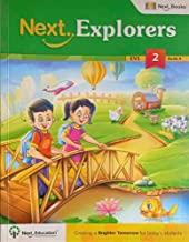 NEXT EXPLORERS CLASS -2 EVS BOOK - A