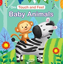Board Book-Touch and Feel: Baby Animals