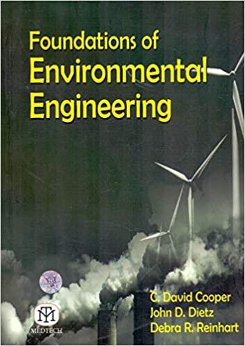 Foudations of Environmental Engineering