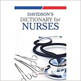 Davidson's Dictionary For Nurses