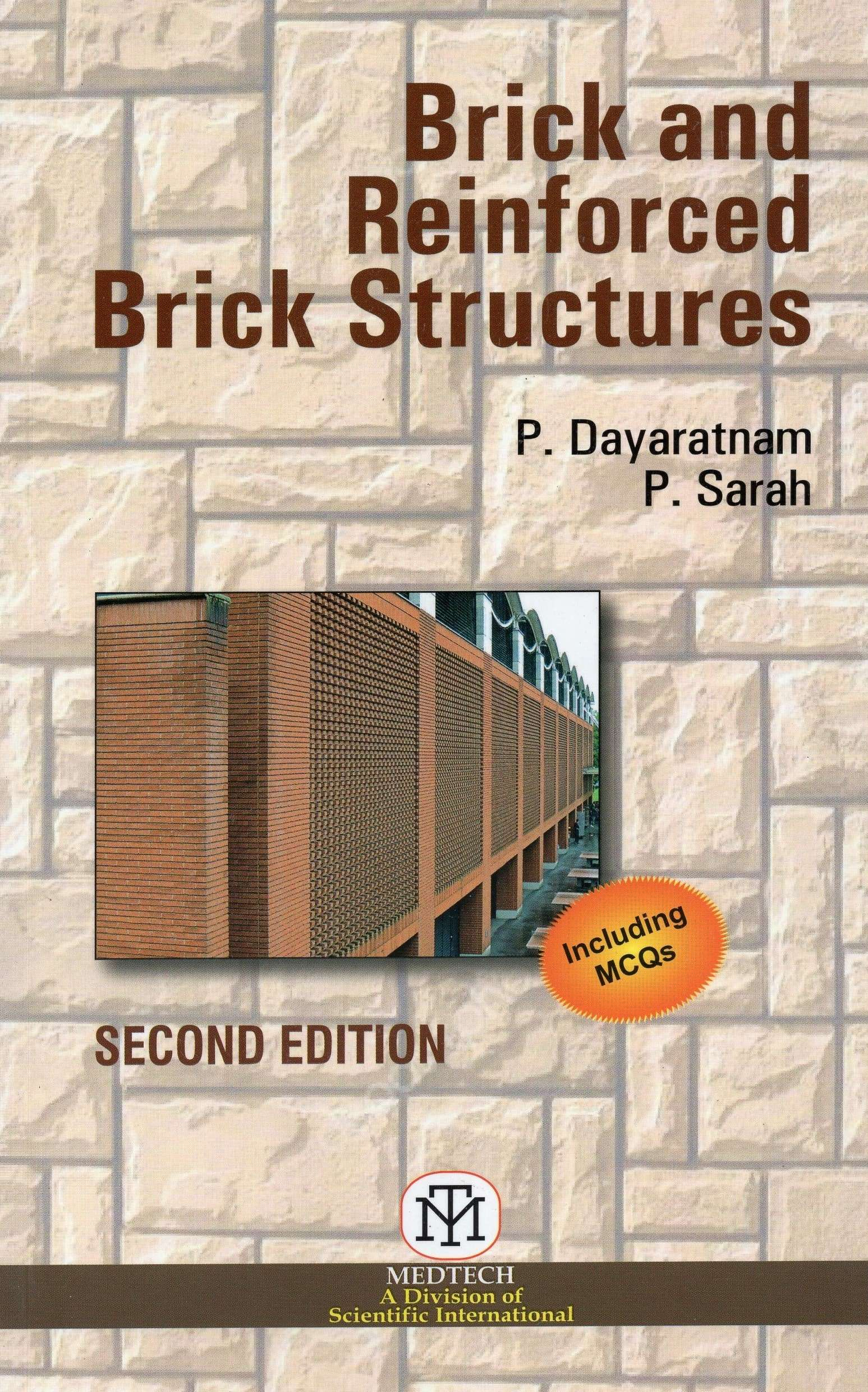 BRICK AND REINFORCED BRICK STRUCTURES