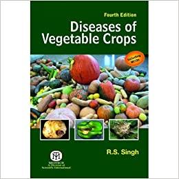 DISEASES OF VEGETABLE CROPS