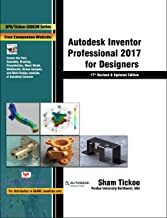 Autodesk Inventor Professional 2017 for Designers