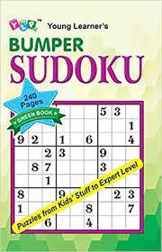 BUMPER SUDOKU- GREEN BOOK
