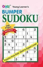 BUMPER SUDOKU - RED BOOK