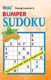 BUMPER SUDOKU- ORANGE BOOK