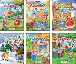 BEDTIME STORIES (SET OF 6 BOOKS)