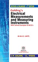 Golding's Electrical Measurements and Measuring Instruments