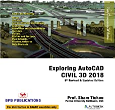 Exploring AutoCAD Civil 3D 2018-8th Rev & Upd Edn