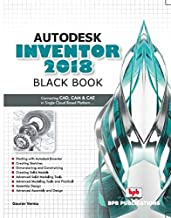 AUTODESK INVENTOR 2018 BLACK BOOK
