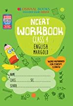 Oswaal NCERT Workbook Class 4 English Marigold Book
