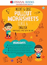 Oswaal NCERT & CBSE Pullout Worksheets Class 6 English Book (For 2021 Exam)