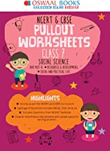 Oswaal NCERT & CBSE Pullout Worksheets Class 7 Social Science Book (For 2021 Exam)