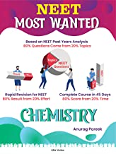 Neet Most Wanted Chemistry:40 Day Revision Plan for Neet & Aiims
