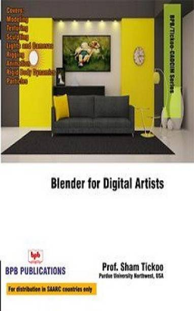 Blenderfor Digital Artists