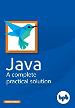 JAVA-A COMPLETE PRACTICAL SOLUTION