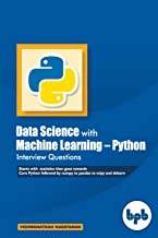 DATA SCIENCE WITH MACHINE LEARNING - PYTHON INTERVIEW QUESTIONS