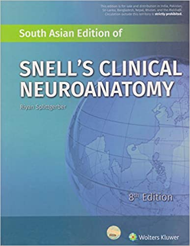 South Asian Edition Of Snell's Clinical Neuroanatomy