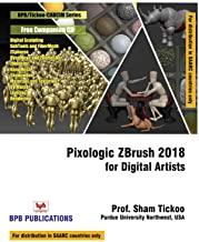 Pixologic Zbrush 2018 for Digital Artists