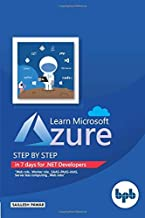 Learn Microsoft Azure Step by Stepin 7 days for .NET Developers