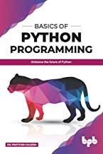 Basics of Python Programming