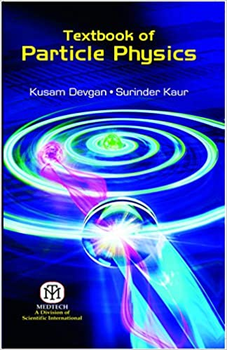 Textbook of Particle Physics