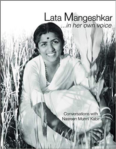 Lata Mangeshkar: in her own voice