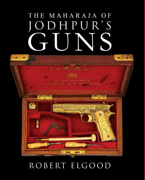 THE MAHARAJA OF JODHPUR'S GUNS