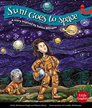 SUNI GOES TO SPACE