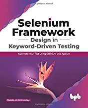 Selenium Python Framework Design in Keyword-Driven Testing