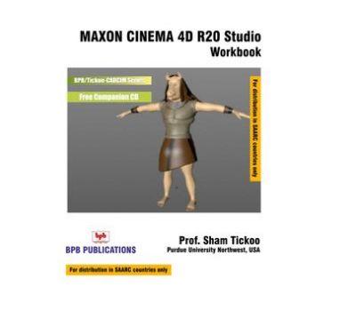 Maxon Cinema 4D R20 Studio Workbook