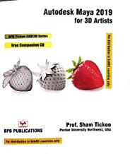 Autodesk Maya 2019 for 3D Artists