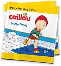 CAILLOU-POTTY TIME