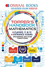 Oswaal Topper's Handbook Classes 11 & 12 and Entrance Exams Mathematics Book
