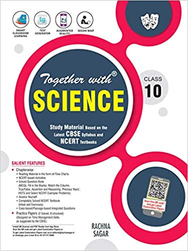 Together with Science Study Material for Class 10