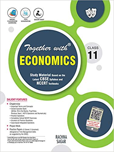 Together with Economics Study Material for Class 11