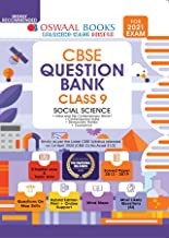 Oswaal CBSE Question Bank Class 9 Social Science Book Chapterwise & Topicwise Includes Objective Types & MCQ's (For 2021 Exam)