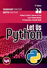 LET US PYTHON - 3RD EDITION