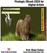 Pixologic ZBrush 2020 for Digital Artists