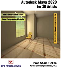 Autodesk Maya 2020 for 3D Artists