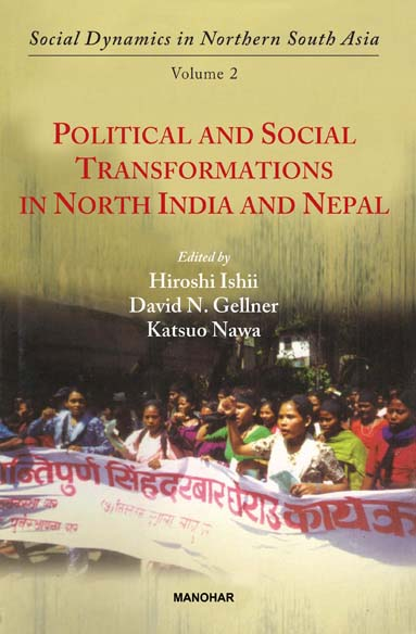 Political and Social Transformations in North India and Nepal (Volume 2)