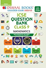 OSWAAL ICSE QUESTION BANKS CLASS 9 MATHEMATICS (REDUCED SYLLABUS) (FOR 2021 EXAM)
