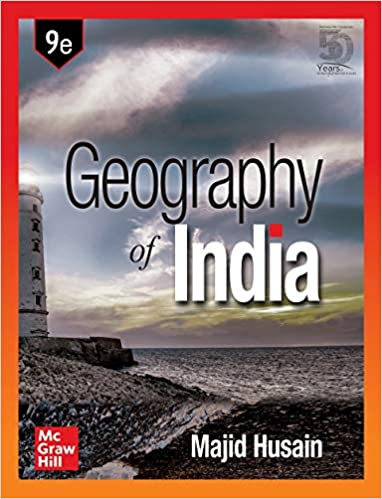 Geography of india - 9th Edition