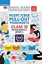 Oswaal NCERT & CBSE Pullout Worksheets Class 10 Mathematics (Basic) Book (For 2021 Exam)